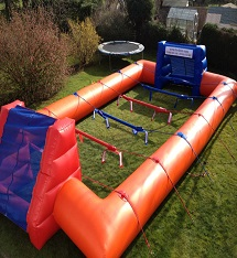 Inflatable Fooseball